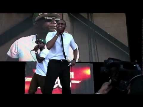 Rock The Bells 2011 - Black Star [Respiration Feat. Common]