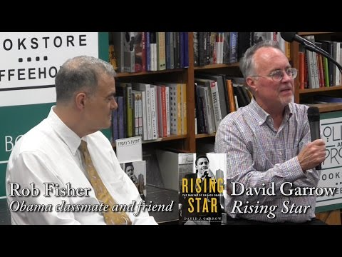 """David Garrow, """"Rising Star"""""""