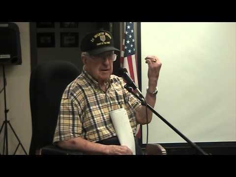 Col  John M Brooks, U.S. Army (Ret.), D-Day, Omaha Beach