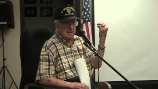 Col  John M Brooks, U.S. Army (Ret.), D-Day, Omaha Beach