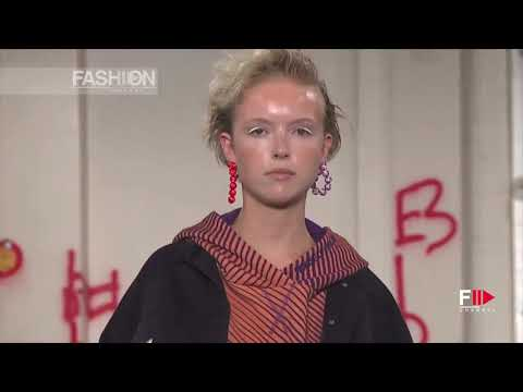 HOUSE OF HOLLAND Spring Summer 2019 Highlights London - Fashion Channel