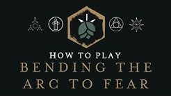 "Matthew Kiichichaos Heafy I How to play Triviums ""Bending The Arc To Fear"""