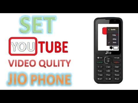 change YouTube videos quality on Jio phone   BY Technical Raaj  