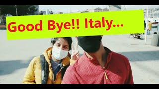 we said Goodbye forever   Italy to Kerala India Part 1   Dc champ vlogs