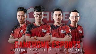 [Vietnam Divine Championship] GameHome Esports - Team intro