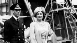 The Queen Mother During the Second World War:  Britain