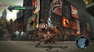 Darksiders Warmastered Edition Gameplay Ultra Setings gtx 980m 2k Rezolution