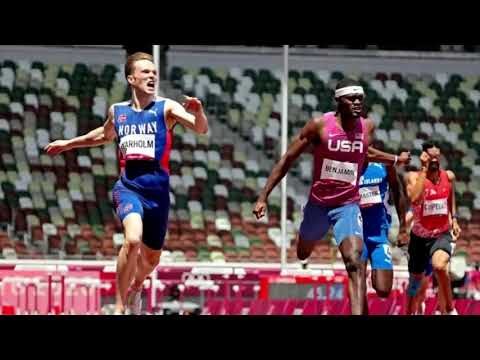 Karsten Warholm criticises super spikes as threat to track and field ...