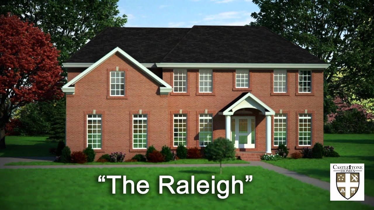 Central Ohio Home Builder - Raleigh Castlestone