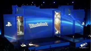 Wonderbook - E3 2012: Game Debut