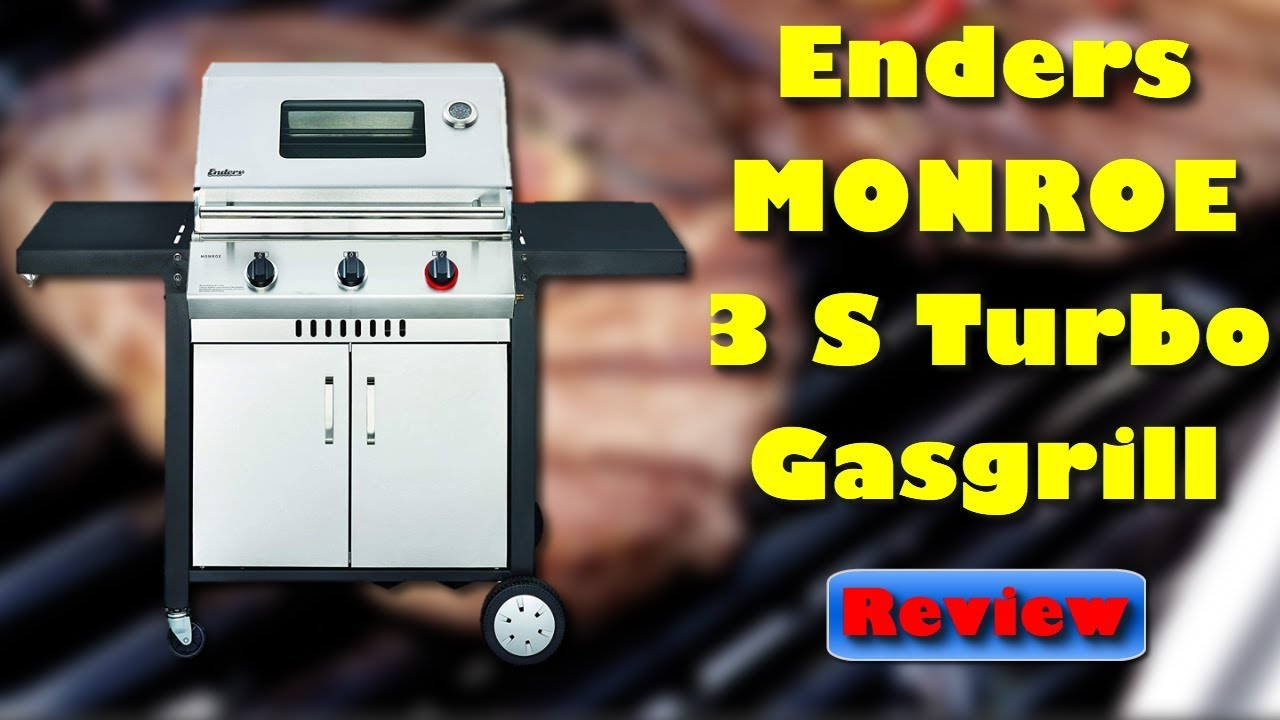 Rösle Gasgrill Wikipedia : Enders monroe 3 s turbo gasgrill bester gasgrill unter 400 euro