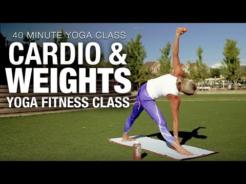 Yoga Fit Class #9 - Yoga with Weights - Five Parks Yoga