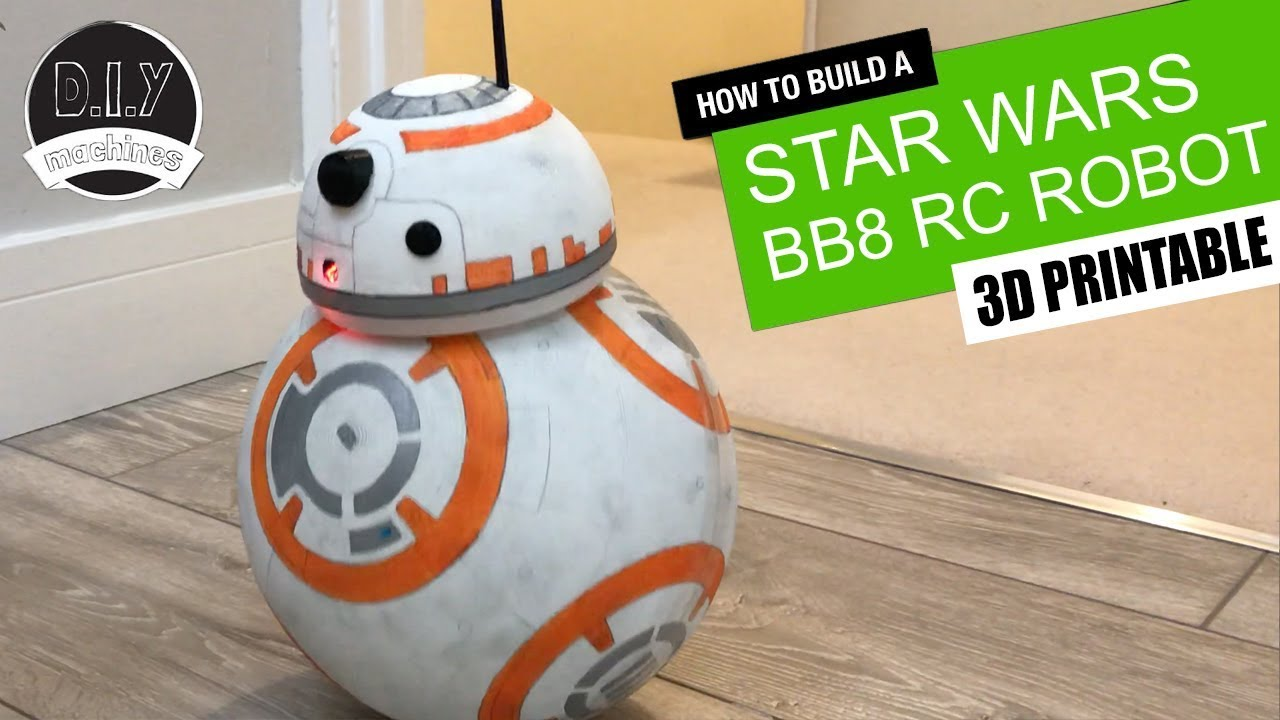 photo relating to Bb 8 Printable identified as Star Wars BB8 Distant Deal with Released Robotic - P1 Entire body