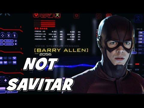 The Flash Season 3/Season 4: Barry