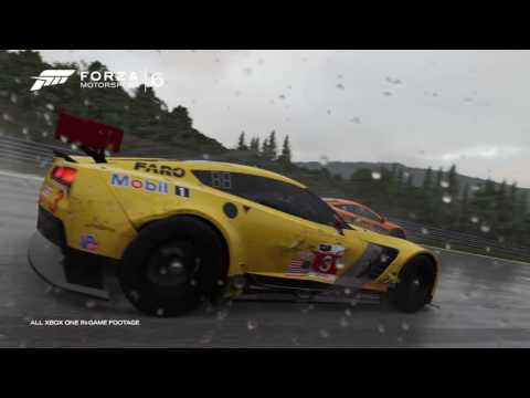 Forza Motorsport 6 Lanzamiento trailer- Xbox One-Hd Gameplay