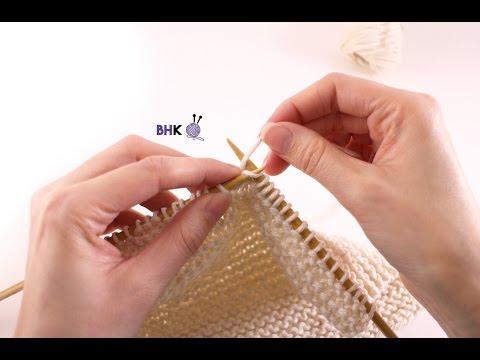 Continental Knitting Vs American Knitting