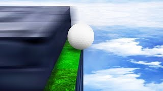 ESCAPE THE DEADLY MOVING WALLS! (Golf It)