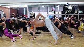 TAKI TAKI - RAGGAETTON FUSION DANCE