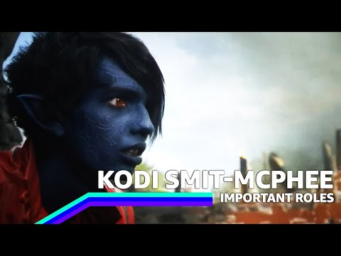 Kodi SmitMcPhee  IMDb NO SMALL PARTS