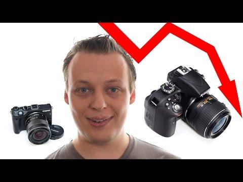 Foto-News: Verdrängen DSLM-Kameras DSLRs vom Markt? Eine Analyse