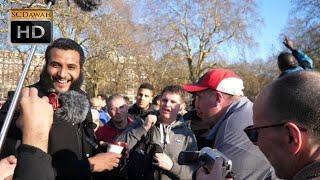 **Epic Debate** P2 - Muslims Saved!? Muhammad Hijab Vs Bob the Builder | Speakers Corner | Hyde Park