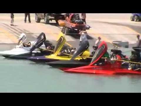 Drag Boat Central Lucas Oil Speedway