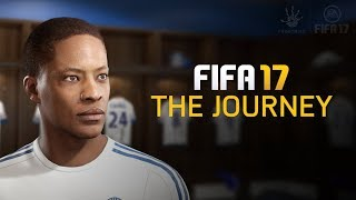 FIFA 17- THE JOURNEY| PS4 GAMEPLAY| PART 1| FIRST GAME AGAINST PSG