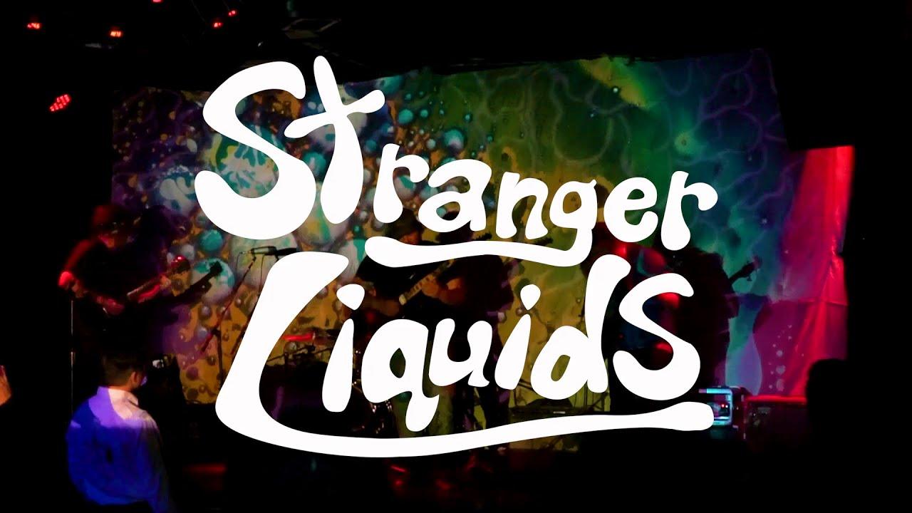 Fierce Brosnan - Dress to Depress live with Stranger Liquids