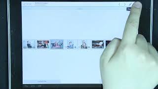Удаление фото в Aximedia Slide Show Creator