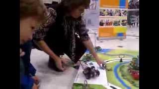 Детская технологическая школа Легокомп. Акция