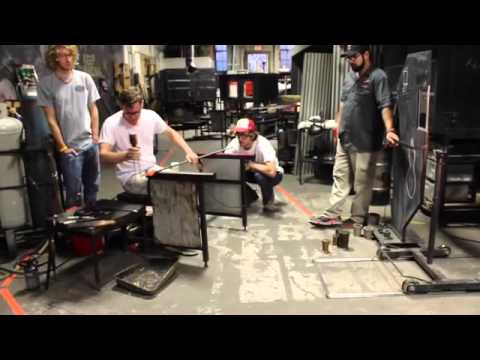 Tulsa Glassblowing School & Street School