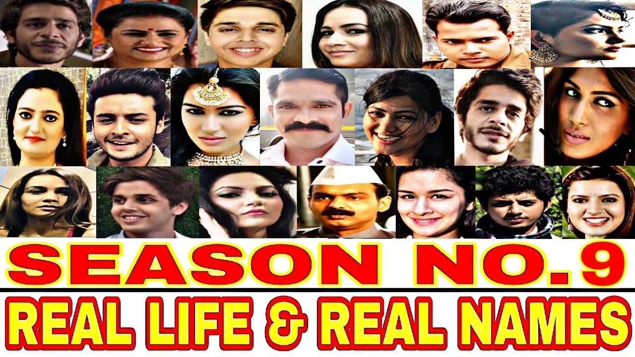All Crime Patrol Cast In Real Life With Real Names [Sony
