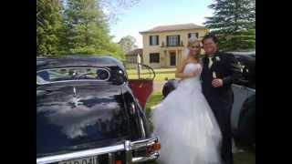 A-Z Events - Prestige Vintage Jaguar Wedding Cars