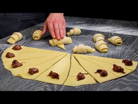 avec-cette-recette-préparez-facilement-et-rapidement-vos-croissants-maison!|-savoureux.tv