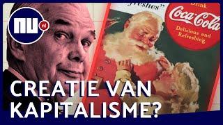 Is de Kerstman bedacht door Coca-Cola? | NU.nl