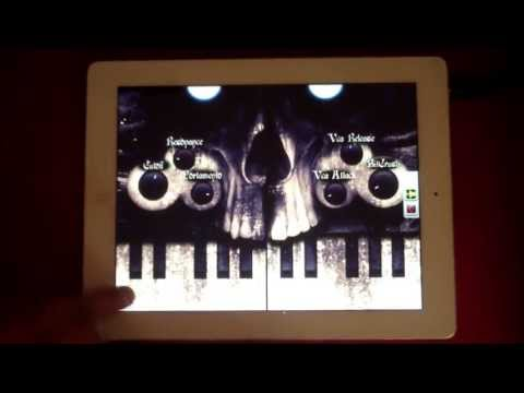 CRUD Demo and Tutorial of this filthy, dirty,wicked, bass synth for iPad
