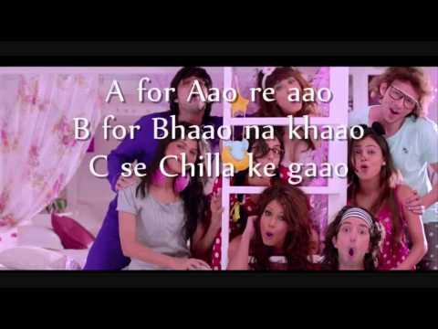 ABCD  SG yaariyan   Hey Singh   LYRICS     YouTube 720p