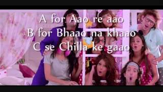 ABCD VIDEO SONG yaariyan   Honey Singh   LYRICS     YouTube 720p