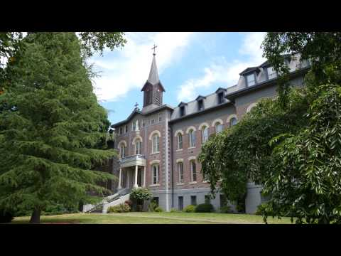 Mount Angel, Oregon, and the Mount Angel Abbey