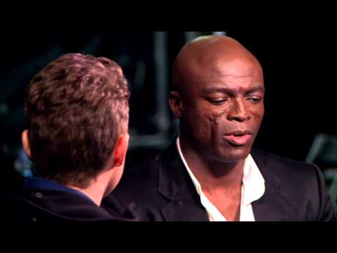Harrison Craig Talks To Seal - Just The Two Of Us