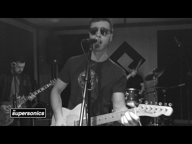 The Supersonics - Cigarettes & Alcohol (Studio Session)