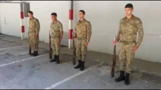 93/3Ankara eşref bitlis kışlası guvercinlik merasim bölűğű