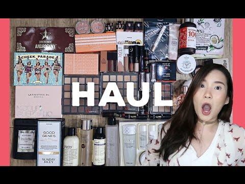 Makeup Haul 2017! (Philippines) | Toni Sia