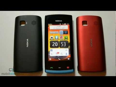 Обзор Nokia 500 на Symbian Belle (review)