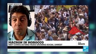 Macron in Morocco – What is  hogra  and why are Moroccans feeling it?