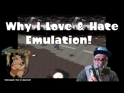 WHY I LOVE & HATE EMULATION - A GAMER RANT