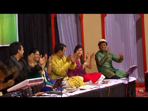 Hume To Loot Liya Milke Husan Walon Ne By Raju Jadhav at Farmaish Club Vadodara