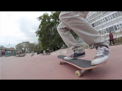 Skateboarding in Xanthi