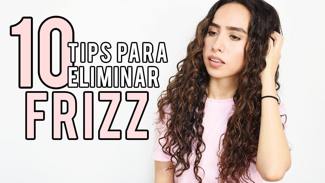 información para más vendido novísimo selección RIZOS PERFECTOS SIN FRIZZ! ELIMINA EL FRIZZ AL INSTANTE 🙅🏻 TIPS