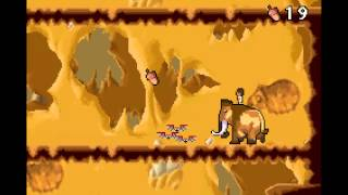 Ice Age (2002) [Game Boy Advance Longplay]